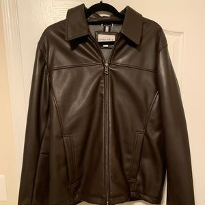 Cole Haan signature leather jacket